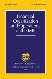 Financial Organization and Operations of the Imf