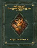 Advanced Dungeons   Dragons Player s Handbook PDF