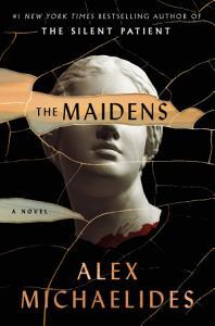 Untitled Alex Michaelides Novel Winter 2021