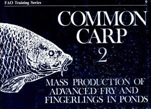 Common Carp  Mass production of advanced fry and fingerlings in ponds PDF