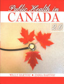 Public Health in Canada 2 0 Book