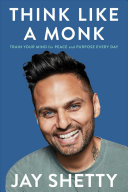 Think Like a Monk Book