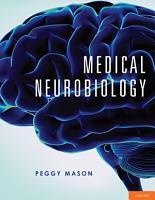 Medical Neurobiology PDF