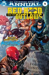 Red Hood and the Outlaws Annual (2017-) #1