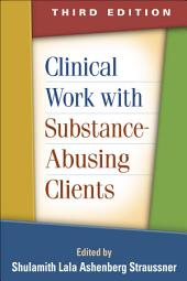 Clinical Work with Substance-Abusing Clients, Third Edition: Edition 3