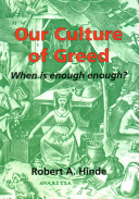 Our Culture of Greed PDF