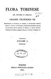 Flora Torinese: Volume 1