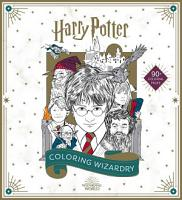 Harry Potter  Coloring Wizardry PDF
