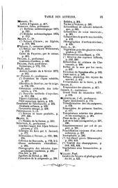 Bulletin de la Société Vaudoise des Sciences Naturelles: Volume11
