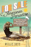 For Sale    American Paradise PDF