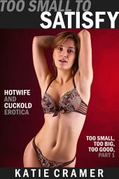 Too Small to Satisfy: A Wife Watching Hotwife and Cuckold BMWW Interracial Erotica Story