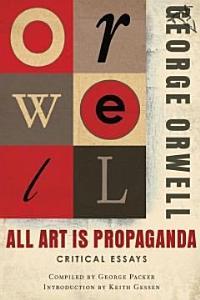 All Art Is Propaganda Book