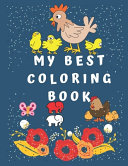 My Best Coloring Book PDF