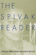 The Spivak Reader