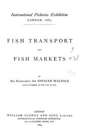 Fish Transport and Fish Markets