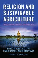 Religion and Sustainable Agriculture PDF