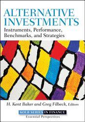 Alternative Investments Book PDF