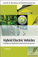 Hybrid Electric Vehicles PDF