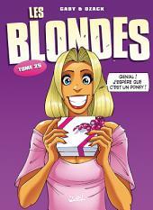 Les Blondes: Volume25