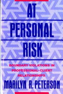 At Personal Risk PDF