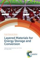 Layered Materials for Energy Storage and Conversion PDF