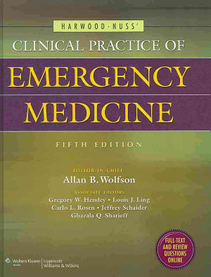 Harwood Nuss  Clinical Practice of Emergency Medicine PDF