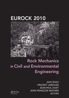 Rock Mechanics in Civil and Environmental Engineering PDF