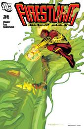 Firestorm: The Nuclear Man (2006-) #28
