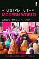 Hinduism in the Modern World PDF