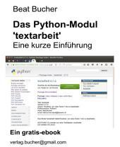 Das Python Modul 'textarbeit': Eine kurze Einführung