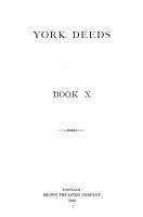 York Deeds PDF