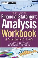 Financial Statement Analysis Workbook PDF
