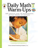 Daily Math Warm Ups  Grade 3 PDF