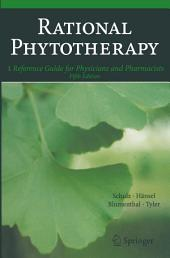 Rational Phytotherapy: A Reference Guide for Physicians and Pharmacists, Edition 5