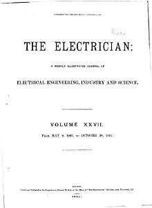 The Electrical Journal PDF