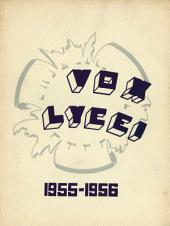 Vox Lycei 1955-1956