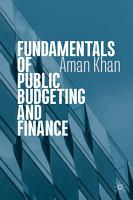 Fundamentals of Public Budgeting and Finance PDF