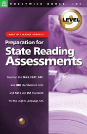 Practice Makes Perfect  Level 9  Preparation For State Reading Assessments