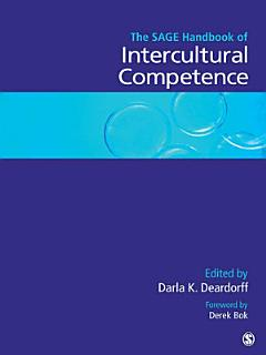 The SAGE Handbook of Intercultural Competence Book