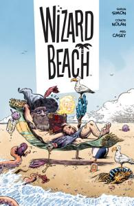 Wizard Beach Book