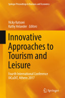 Innovative Approaches to Tourism and Leisure