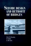 Seismic Design and Retrofit of Bridges