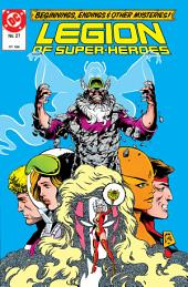 Legion of Super-Heroes (1984-) #27