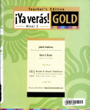 Download Ya Ver  s  Gold Book