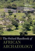The Oxford Handbook of African Archaeology PDF