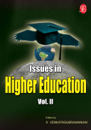 Issues In Higher Education - Vol. Ii