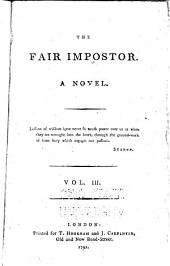 The Fair Impostor: A Novel ...