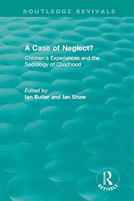 A Case of Neglect   1996  PDF