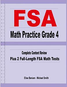 FSA Math Practice Grade 4 PDF