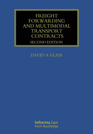 Freight Forwarding and Multi Modal Transport Contracts PDF